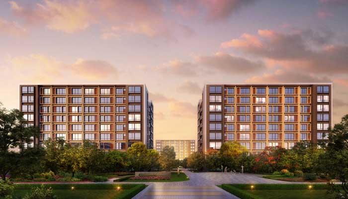 ID CITY艾迪城二期加推 209套房源全部售罄
