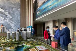 中国·岳阳·南湖天著10#楼一线瞰湖大宅热销1.76亿