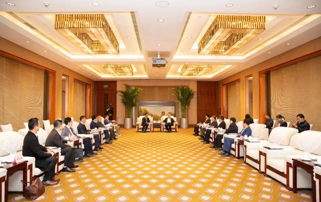 江河源控股与济南市政府举行战略合作框架协议签约仪式